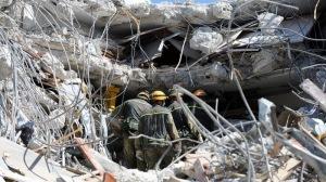 Israelis help in Haiti